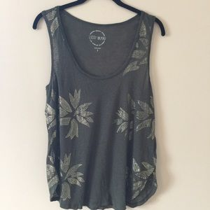 Lucky Brand women's sleeveless top size small
